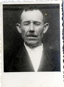 Juraj Várošík na dôchodku - portrétna fotografia
