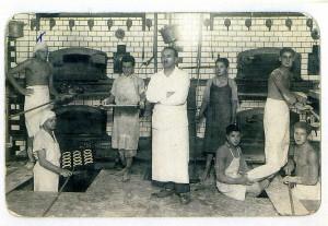 Pekáreň Pavla Mihálika, ktorú si zriadil po vojne