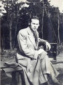 Rádioamatér Karol Dillnberger