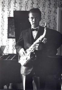 Hudobník Karol Dillnberger