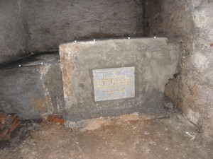 Hrob A. Májovského