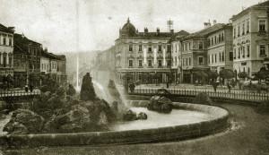 Fontána 1915