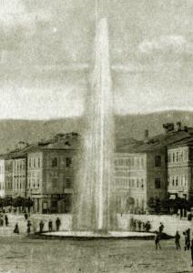 Fontána 1895
