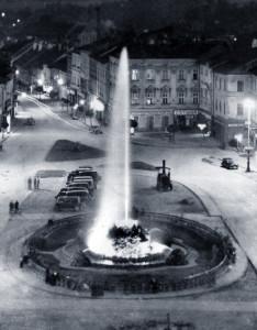 Fontána 1938